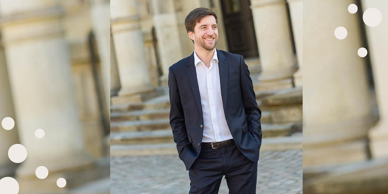 Benjamin Kurc übernimmt die Leitung des Deutsch-Französischen Bürgerfonds