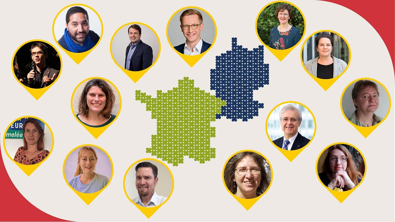 Neue Anlaufstellen für deutsch-französische Bürgerinitiativen