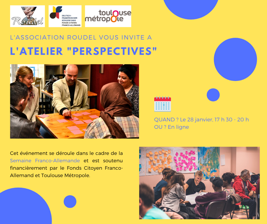 "L'animation interculturelle - Atelier ""Perspectives"""