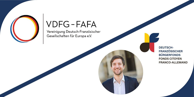 Berufung ins Kuratorium der VDFG