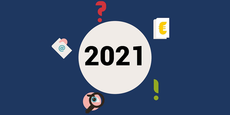 Was Antragsstellende im Jahr 2021 wissen müssen